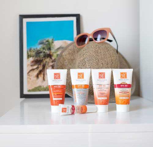 راهنمای انتخاب و خرید کرم ضد آفتاب