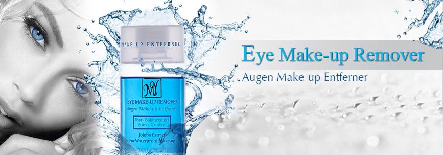 پاک کننده آرایش چشم دوفازی مای