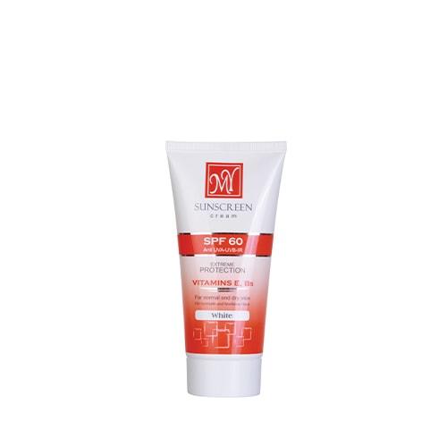 کرم ضد آفتاب بی رنگ SPF 60 مای