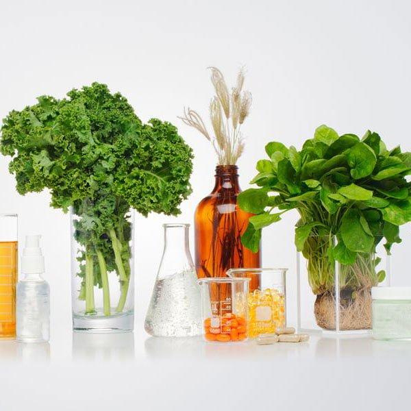 مواد طبیعی و گیاهی