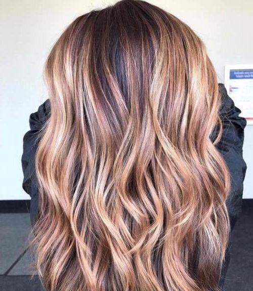 رنگ مو دخترانه سامبره