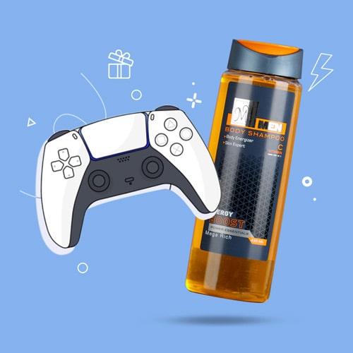 کمپین مای مردانه و قرعه کشی 11 PS5 – پلی استیشن 5 (Playstation 5)